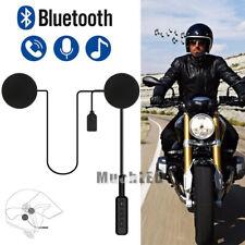 Bluetooth 4.0 Wireless Motorcycle Helmet Headset Speaker Handsfree Call Control