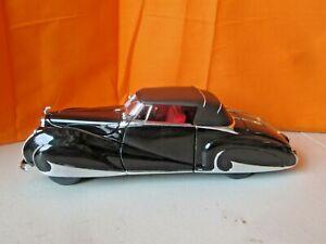 Franklin Mint 1947 Bentley MK VI Franay Coachwork 1:24 Diecast No Box