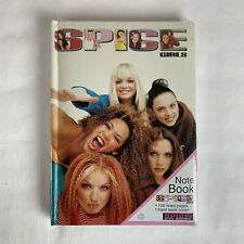 Spice Girls Notebook Note Book (Still Sealed 1997) 100 Lined Pages NEW Vintage