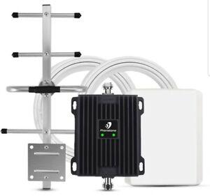 Phonetone AN-L65AV Cell Phone Signal Booster for Home & Office