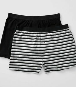 Maxx 2 Pack Mens Knit Boxers Larger Sizes 3XL - 8XL