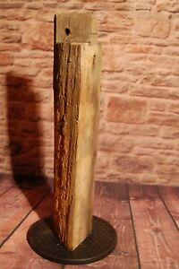 Eichenbalken min. 150 Jahre alt,Landhaus,Upcycling,Holzbalken,Eichenholz 4 kg