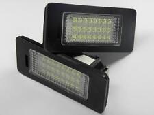 LED SMD Kennzeichenbeleuchtung Nissan Qashqai X-trail Juke Primera P12 TÜV FREI
