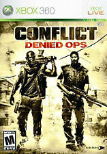 CoNFLict: Denied Ops Xbox 360 New Xbox 360
