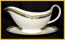 Royal Doulton Forsyth Gravy Boat & Saucer - NEW ! - 1st Quality