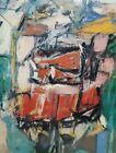 "WILLEM De KOONING ""CENTRE POMPIDOU PARIS"" 1984 POSTER ART PRINT"
