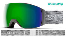 Smith Optics I/O MAG XL Cloudgrey ChromaPop Sun Green Mirror Lens Ski Goggles