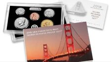 reduced! 2018s San Francisco Mint Silver Reverse Proof set 18XC