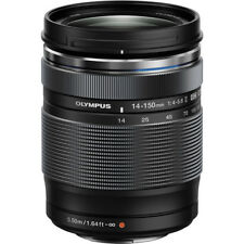 Olympus 14-150mm II f4-5.6 Black Micro Four Thirds Lens