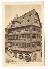 strasbourg , maison kammerzell