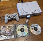 Console Sony Playstation + Jeu Rayman