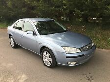 2006 FORD MONDEO TDCI GHIA * PROB THE CLEANEST LOW MILEAGE CAR FOR SALE * £2195