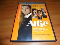Alfie (DVD, 2005, Widescreen)