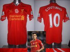 Warrior Liverpool Coutinho amapola Adulto Xl Camiseta De Fútbol Camiseta de fútbol de Brasil