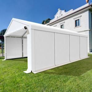 Lagerhalle Industriezelt 3x6m Garage Weidezelt stabil Lagerzelt SMART PE NEU