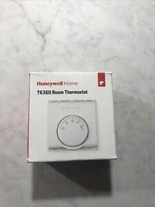Honeywell Home T6360 Room Thermostat White T6360B1028 BNIB