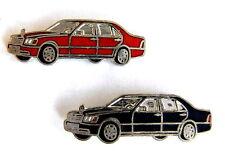 Auto pin/Pins-Mercedes Benz 300 se rojo & negro/2 pins!!! [1134]