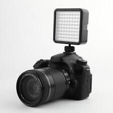 64 LED LED Video Licht Lamp Panel Videoleuchte Fotoleuchte für Digital Kamera DE
