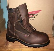 Red Wing 10877 Made in The USA Work BOOTS 100 Authentic 13 D 87f69f36eb2a
