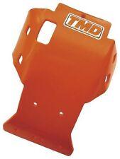 T.M. Designworks Skid Plate - Orange KTM 85 SX (17/14) 85 SX (19/16) 105 SX