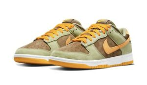 Nike Dunk Low Dusty Olive, Size 15