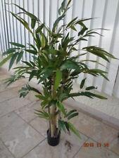 künstlichepflanzen bäume dekoartikel bambus x5 Stämme 120cm