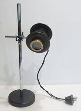 Ancien SPOT Lumineux sur Pied Lampe NACHET PARIS Atelier