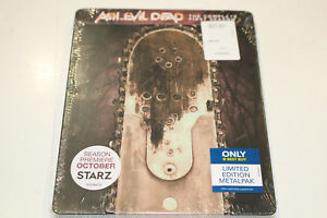 Ash vs. Evil Dead Season 1 - Best Buy Ltd Edition Metalpak - Bluray - Region A