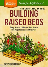 New How To Book  Building Raised Beds Flowers Vegetables  Fast Easy Garden Space