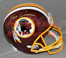 KIRK COUSINS Signed/Autographed Washington Redskins Replica Helmet