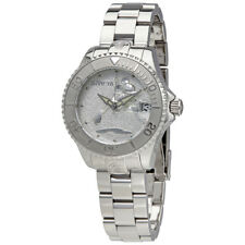 Invicta Disney Limited Edition Automatic Silver Dial Ladies Watch 24532