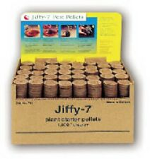 Plantation Products J3Bulk 1000 count Jiffy 7 Plant Seed Starter Pellet Display
