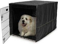 MidWest Dog Crate Cover, Privacy Dog Crate Cover Fits MidWest Dog Crates, Machin