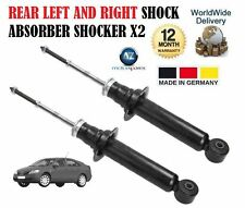 FOR NISSAN PRIMERA 2002-ON  REAR LEFT AND RIGHT SHOCK ABSORBER SHOCKER X2