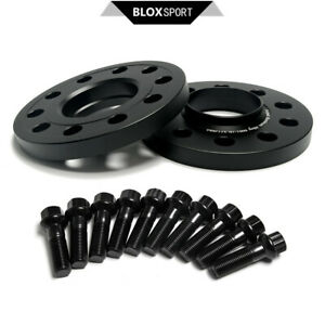 2x15mm for Mercedes Benz CL63 AMG W216, SL550 R230   Front Wheel Spacer   7075T6
