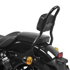 Schienale Sissy bar S per Harley Sportster 1200 Iron 18-20 Craftride SRL nero