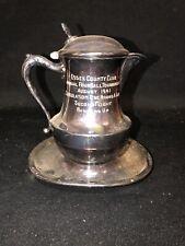 1941 5� Essex Country Club Golf Trophy Essex Ma
