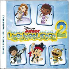Est/Disney Junior: canzoni preferite vol.2 CD NUOVO