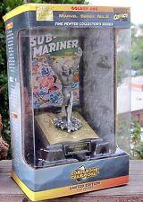 1997 Pewter Comic Book Champions Marvel Comics Sub-Mariner 1945  Figure MIB