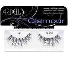 (LOT OF 3) Ardell Wispies Lashes 113 False Fake Eyelashes Fashion Black Wispy