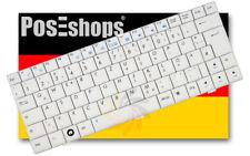 ORIG. QWERTZ teclado Asus Eee PC 1000h 1000ha 1000hd 1000hg series Weiss de nuevo