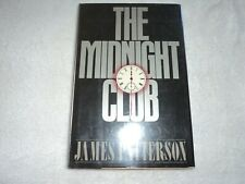 The Midnight Club by James Patterson (1989, HC, 1st/1st)