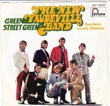 "7"" The New Vaudeville Band Green Street Green / Fourteen Lovely Women 60`s"