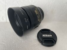 Nikon Nikkor AF-S DX NIKKOR 35mm f/1.8G Lens Mint Condition
