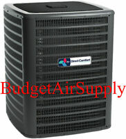 3.5 Ton 14 Seer Straight A/C Condenser  DC- GSX140421+ FREE 410A TOP OFF CAN