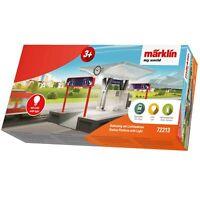 Märklin my world 72213 Station Platform with Light