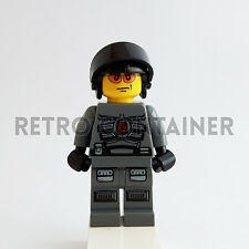 LEGO Minifigures - 1x sp105 - Space Police Officer - Omino Minifig Set 5974