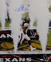 Jadeveon Clowney Autographed Houston Texans 16x20 Smoke Photo- JSA W Auth