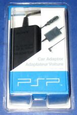 New Sony Official  DC 12V Car Charger for Sony PSP 1000, 2000 & 3000 *Free Ship!