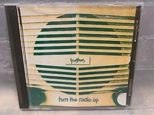 FIVESTONES Turn The Radio Up (CD, PROMO Single)